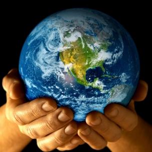 כדור הארץ בידינו